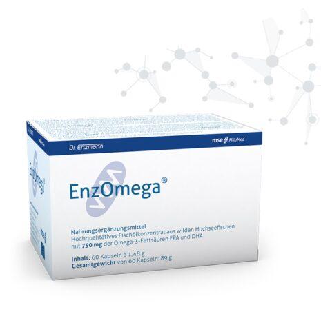 EnzOmega® MSE dr Enzmann 60 kaps