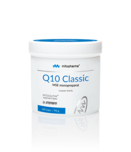 Koenzym Q10 Classic MSE dr Enzmann 360 kaps
