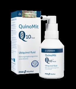 QuinoMit Q10® Fluid MSE dr Enzmann 50ml