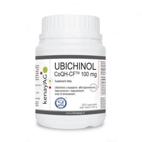 Ubichinol COQH-CF 100 mg KenayAG 300 kaps
