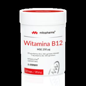 Witamina B12 MSE 250 µg dr Enzmann